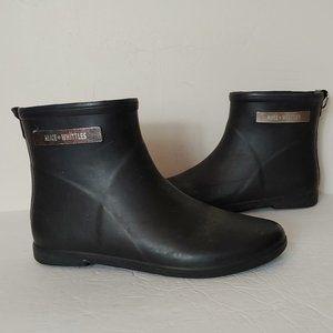 Madewell Alice + Whittles Minimalist Rain Bootie